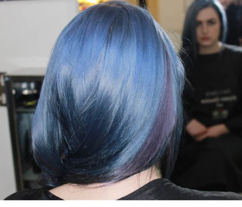 How To Blue Steel Hair Colour It Amp Ly Hair And Beauty Uk